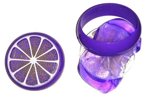 i Fruit Clay Obst Früchte Fruchtschleim Hüpfknete Jelly Knetchleim Slime Knete