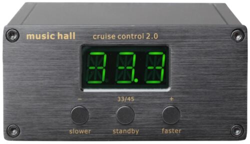 Music Hall Cruise Control 2.0 Speed Control for Music Hall /& ProJect Turntables