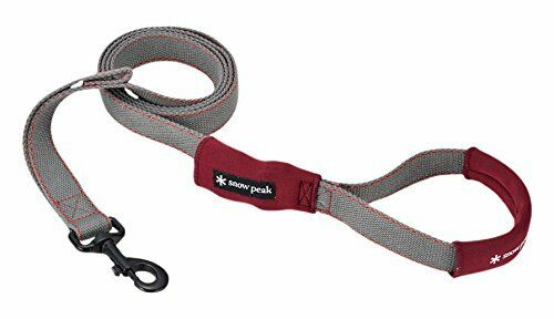 Snow Dog Peak Dog Snow pet SP soft lead L PT-064R 9a9685