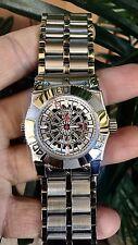 Renato Men's Cyclops Skeleton Swiss ETA 2824 Automatic Stainless Steel Watch