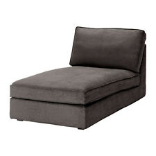 Ikea Kivik Chaise Cover - Tullinge Grey Brown 602.002.99 (Cover only)