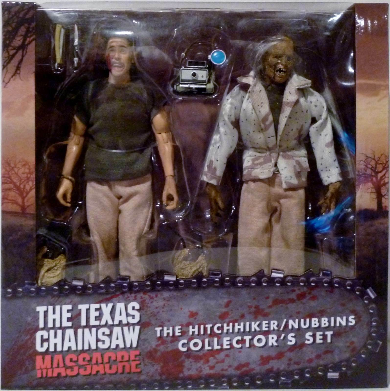 THE HITCHHIKER / NUBBINS The Texas Chainsaw Massacre 8