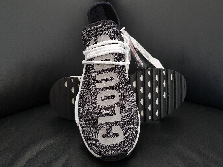 Adidas X Pharrell Williams Human Race NND Trail, Oreo, (AC7359), 9.5 US