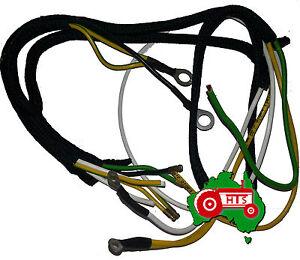 tractor wiring harness ferguson te tea ted petrol tractor  image is loading tractor wiring harness ferguson te20 tea20 ted20 petrol
