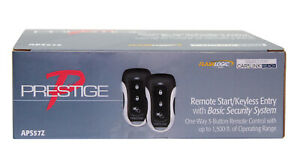 Audiovox-Prestige-APS57-Advanced-Remote-Start-and-Keyless-Entry-System-New