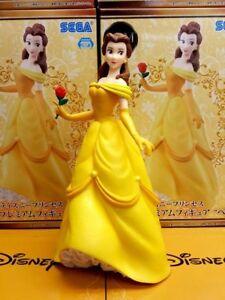 Acheter Pas Cher Disney Princess Spm Figure Belle Sega 2017 (beauty And The Beast) Une Large SéLection De Couleurs Et De Dessins