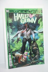 HARLEY QUINN #2 COVER B DERRICK CHEW VARIANT PRESALE 04//27//2021