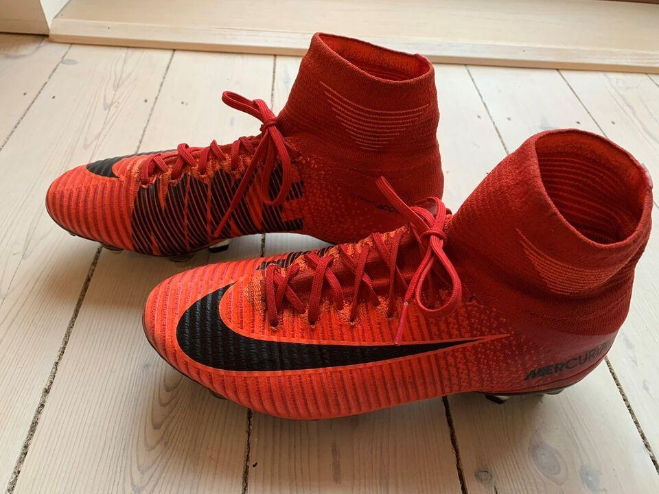 Fodboldstøvler, Nike , Mercurial Flyknit Anti Clog