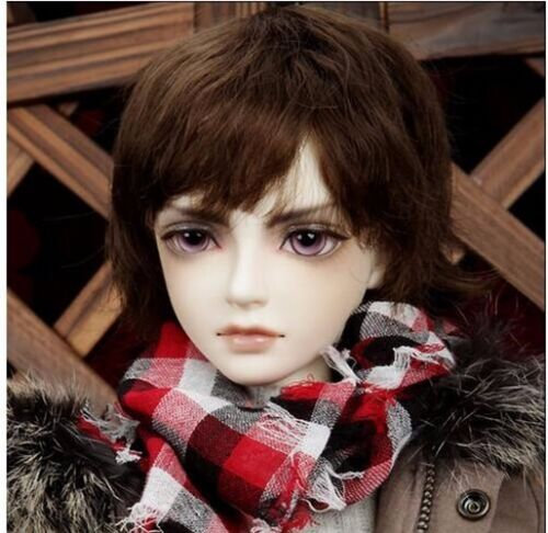 1//3 BJD Doll Head Only Head Christmas LUTS 09 Winter Free Face Make UP+Eyes