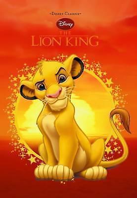 1 of 1 - Disney Diecut Classic:  Lion King Story Book  (Hardback)