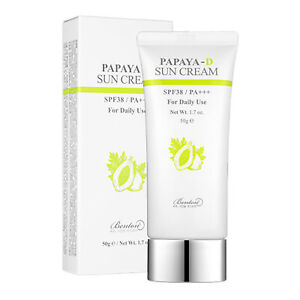 BENTON Papaya-D Sun Cream SPF38/PA+++ 50g