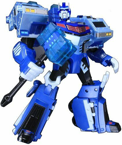 Kb11 transformers animated ultra - magnus - light & sound