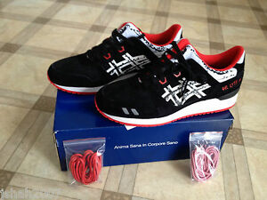Titolo x ASICS Gel Lyte 3 III Paper Cut SIzes UK 7.5 8 9 10 10.5 NEW ... de7141fc1e