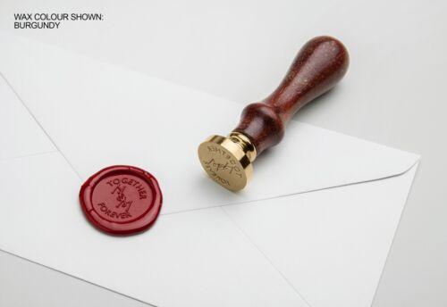 Laiton Wax Seal StampPlusieurs Designs à Choisir