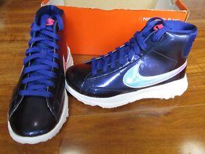 b2ef8bfb9ab NEW Nike Blazer Premium Golf Shoe WOMENS Size 5 Deep Night 866173 ...
