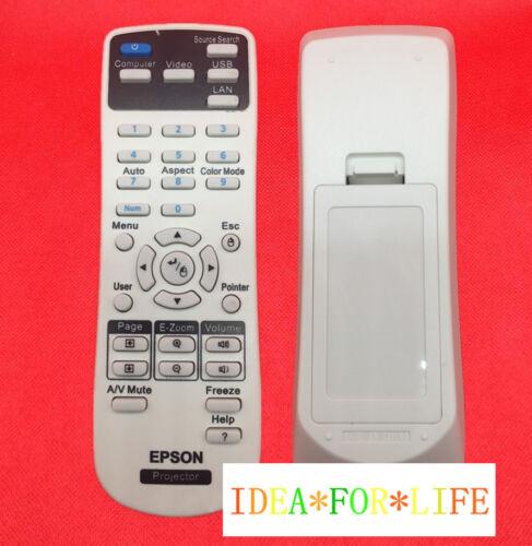 1X Projector Remote Control for EPSON CB-S03 S03 W03 X03 W15 X17 X18 #T1136 YS