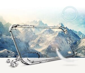 Clear iPhone case. Compatible with iPhone 12 and iPhone 12 Pro. Drop protection.