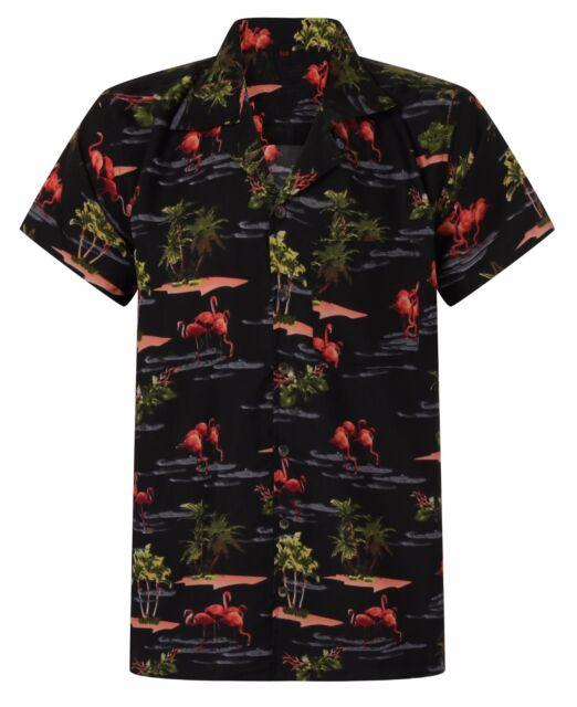 Hawaiian Hawaii Shirt Small Large XL XXL Stag Do fancy dress Loud Holiday