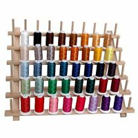 Machine Embroidery Thread Sets - Polyester 40 Color - 4 Sets - Fits Brother
