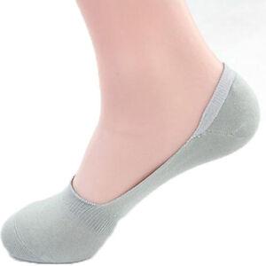 Healthy-Nonslip-Men-Bamboo-Cotton-No-Invisible-Fiber-Boat-Low-Socks-Loafer-Cut