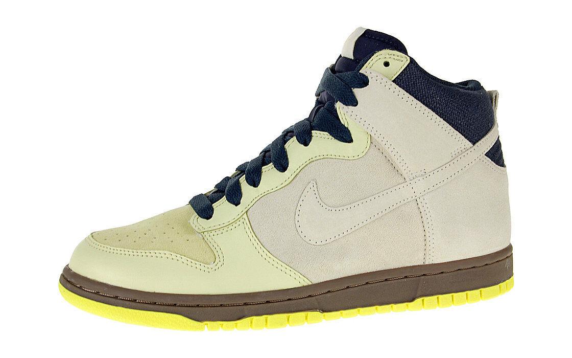 Femme Nike Dunk Mid High Retro suede Vintage Sneaker Neu Gr:40 325203-711