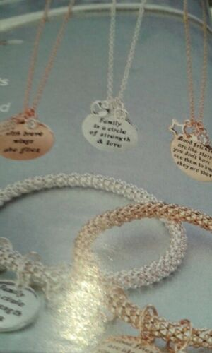 Aiofe Charm Necklace BNIB