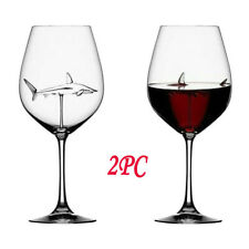 Home The Original Shark Red Wine Glass Wine BottleCrystal For Party Flutes Glass