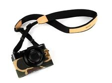 Camo Pattern Camera Half Case Cover + Neck Strap Edition For Sony RX100 II M2