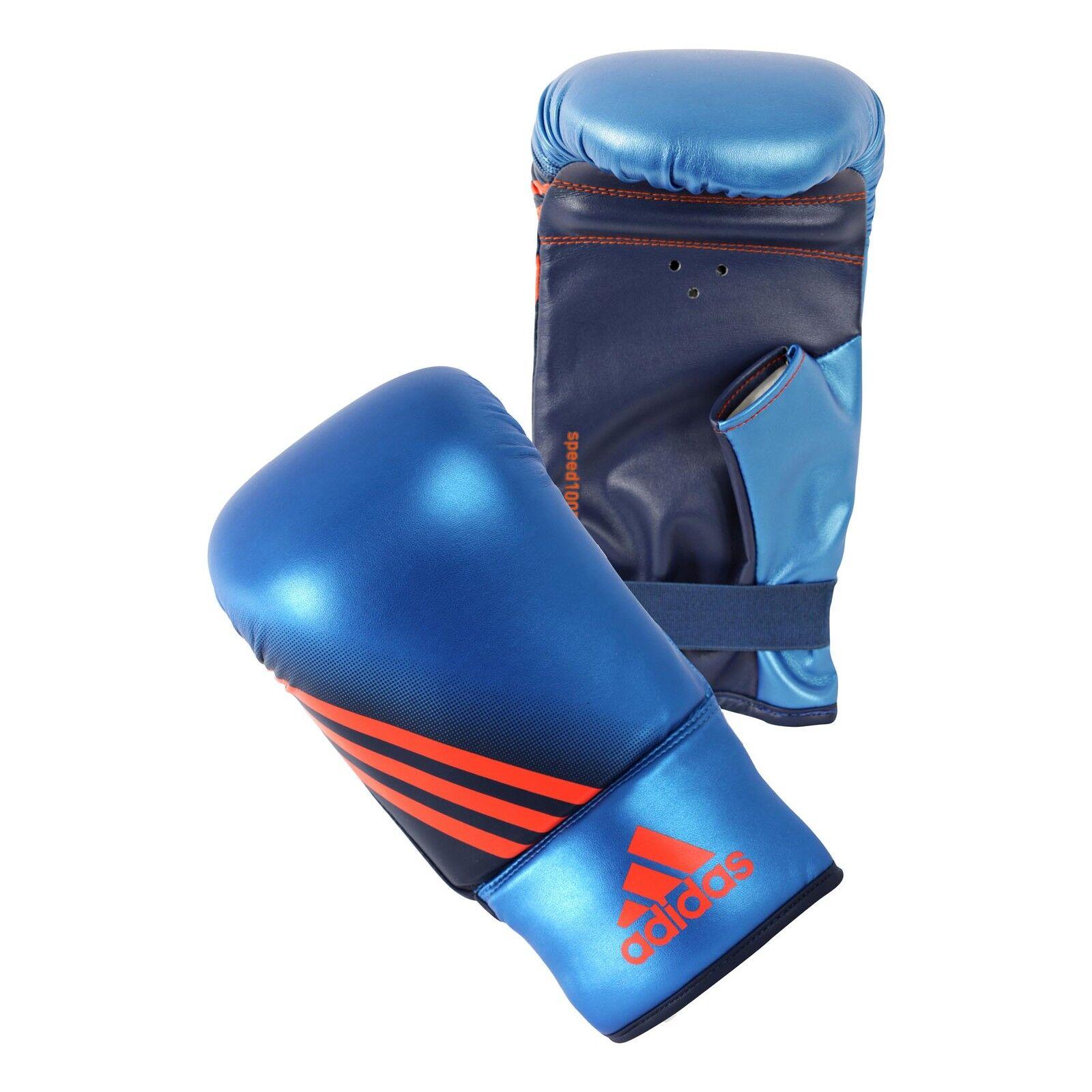 Adidas Sandsackhandschuhe Speed 300 Bag Glove ADISBGS300. S M L XL. Kalbsleder