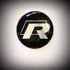Llavero Remoto insignia con logotipo de emblema Adhesivo Para Vw Seat Passat Golf Polo Ibiza R32