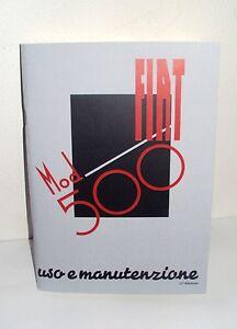 Uso-e-manutenzione-FIAT-500-A-Topolino