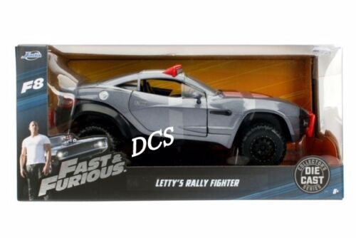 JADA FAST AND FURIOUS LETTYS RALLY FIGHTER 1//24 DIECAST CAR MODEL  98297