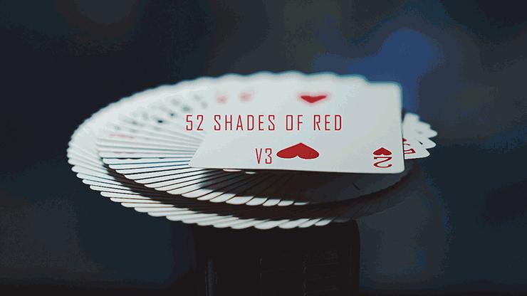 52 Shades de rouge (Trucos incluido) Versión 3 por Shin Lim