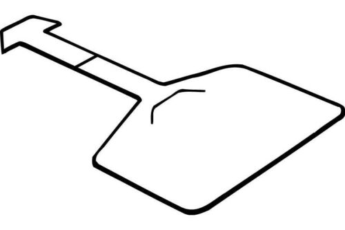 LOOP-N-LOCK LABEL SIGN HOLDERS FOR WIRE METAL SHELF UPC BARCODE PRICE-25 pieces