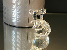 SWAROVSKI FIGUR Koala Bär Mutter 4,5 cm ! mit Ovp & Zertifikat, Top Zustand !