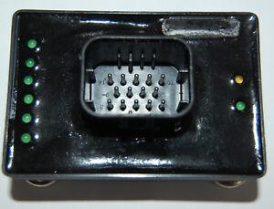 CANbus-J1939-Automotive-Truck-Output-Module