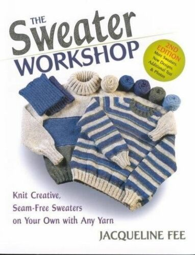 1 of 1 - Sweater Workshop, Sewn by Jacqueline Fee (Paperback, 2002)