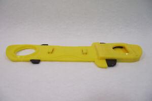 Snow-Board-jaune-ACTION-MAN-SNOWBOARD-EXTREME