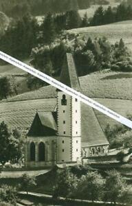 Hirschbach - Oberösterreich - Kirche - Großformat - um 1940     X 8-9