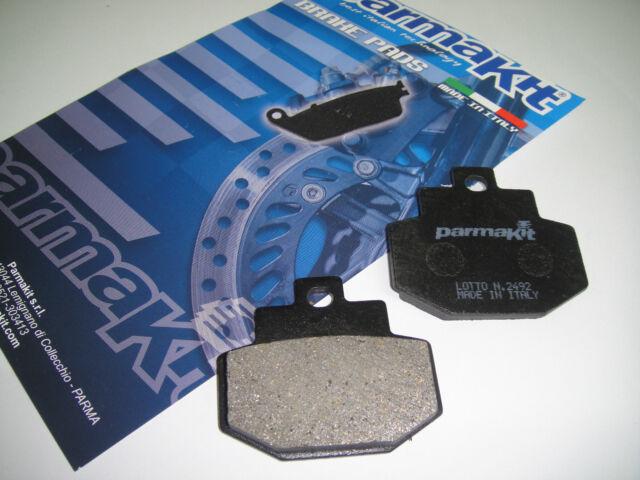 PASTILLA DE FRENO PARMAKIT 57701 TRASEROS VESPA GTS (pinza HengTong) 2502005 >