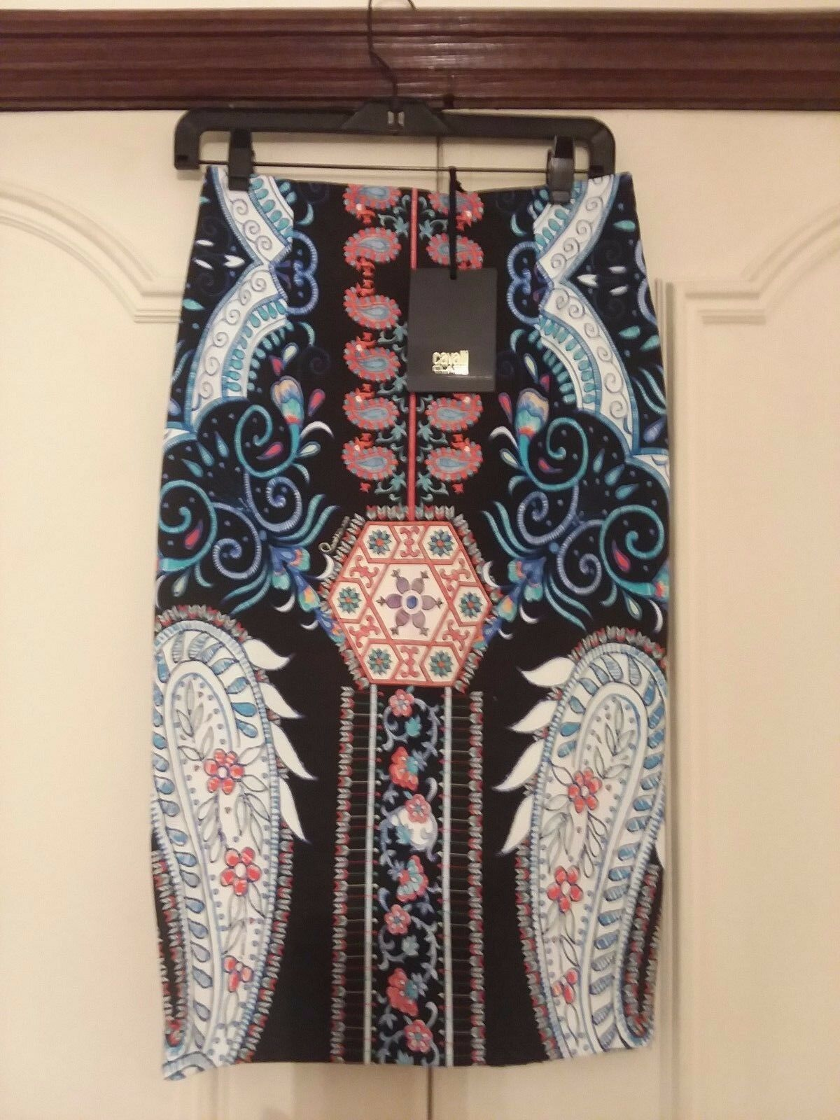 New Beautiful Authentic Cavalli Skirt IT 42 US 4