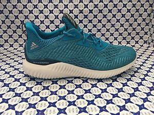 official photos 362ae b8022 Caricamento dell immagine in corso Scarpe-Adidas-ALPHABOUNCE-EM-Uomo -Sneakers-Running-Carta-
