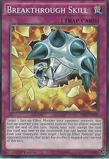 3 X YU-GI-OH: BREAKTHROUGH SKILL - SR02-EN038 - 1st EDITION
