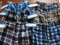 Men's Lounge Pants Fleece Brand Pockets Button Fly Size 2xl Xxl