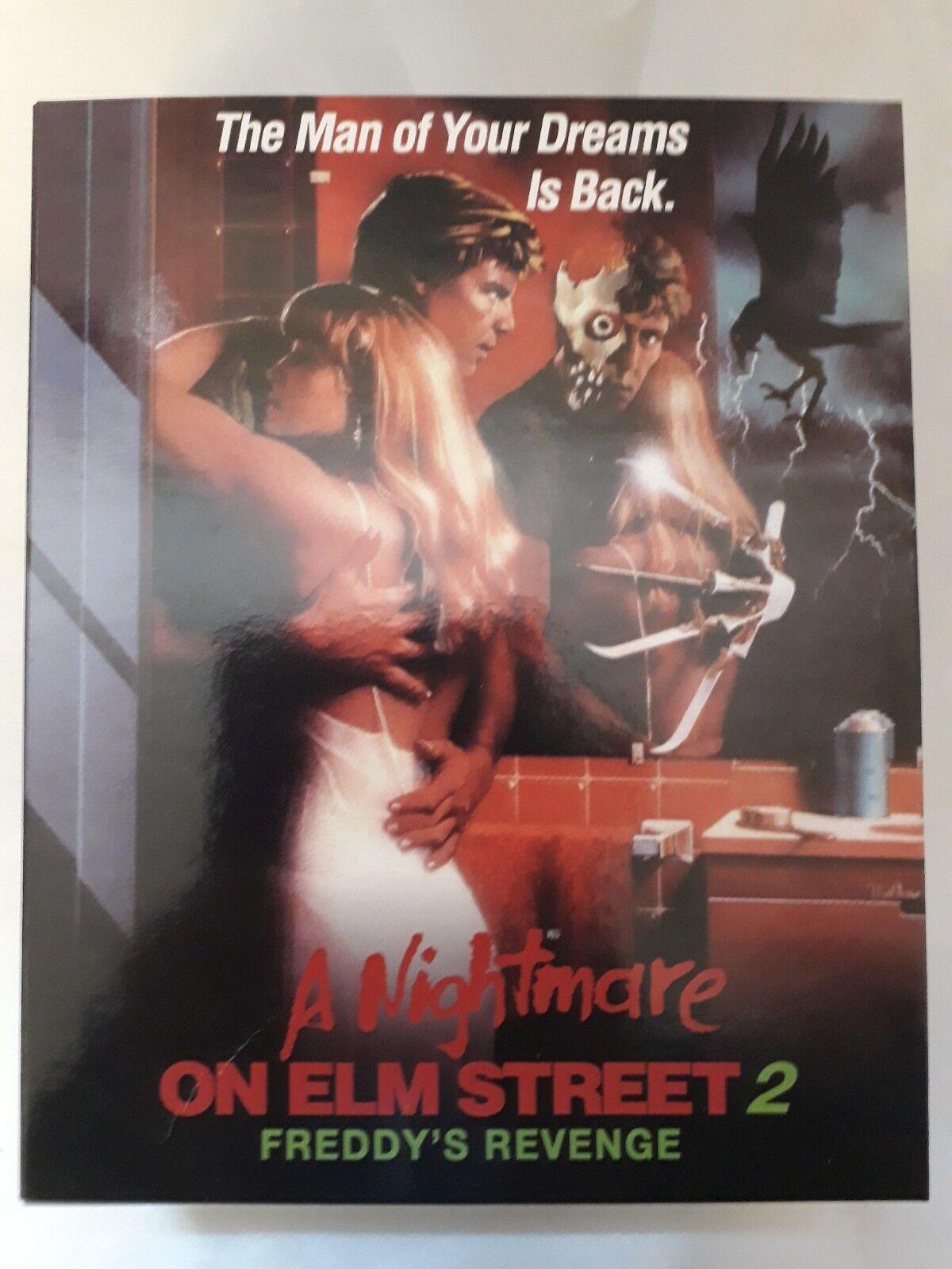 Neca Reel Toys A Nightmare on Elm Street 2 Freddy's Revenge Figure (BRAND NEW)