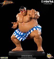 Pop Culture Shock - Street Fighter - E Honda Statue