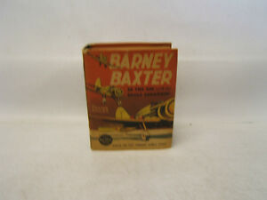 Barney-Baxter-in-the-air-with-the-Eagle-Squadron-1459-The-Big-Little-Book-RG