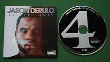 Jason Derulo Everything Is ft Jennifer Lopez Stevie Wonder Keith Urban + CD
