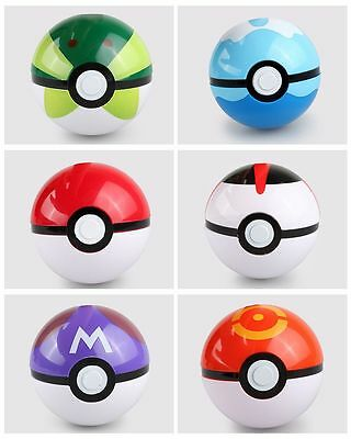 Lot Wholesale Pokeball Pokemon Monsters Character Model Figure Kid Toy Keychain