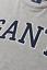 Gant-Para-Hombre-SS-Camiseta-Gris-Melange-R-R-P-40 miniatura 3
